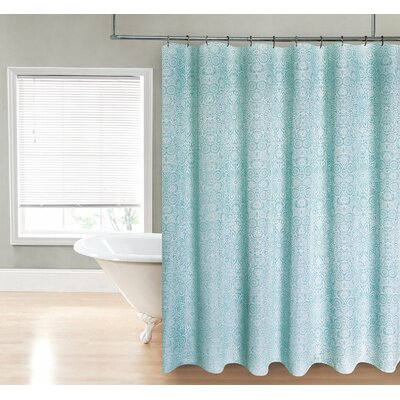 Fort Washington Floral Meadow Shower Curtain
