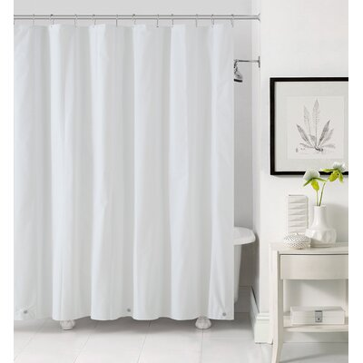 Aderyn Extra Heavy 10 Gauge Shower Curtain