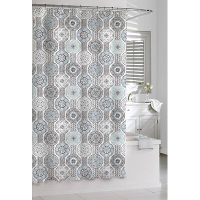 Oakley Mosaico Cotton Shower Curtain