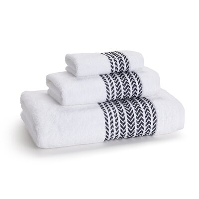 Royal Bath Towel Color: Navy