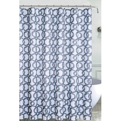 Oakley 3D Portal Fence Shower Curtain