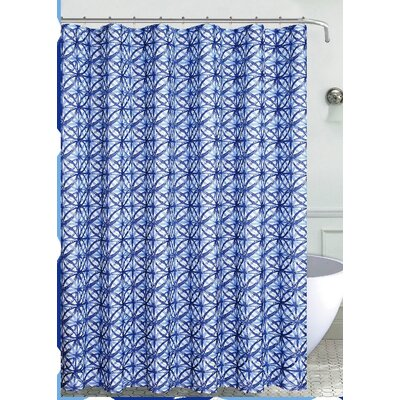 Jemima Mandala Collage Shower Curtain