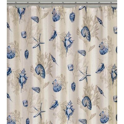 Boulder Brook Shore Impressions Shower Curtain