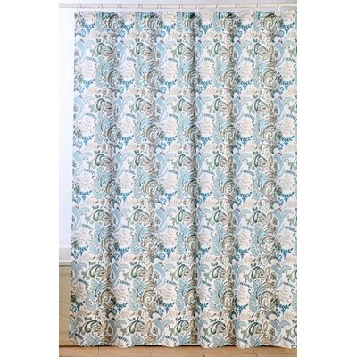 Demetra Floral Bliss Shower Curtain