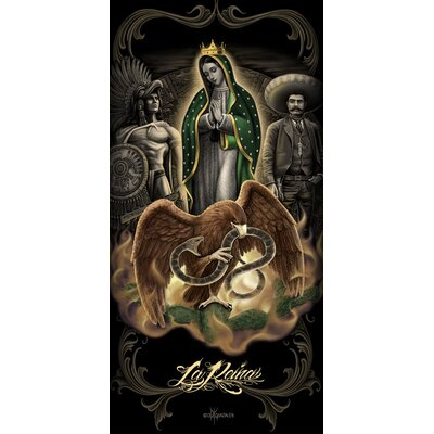 Royal Plush La Reina Beach Towel
