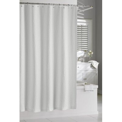 Burtins Cotton Shower Curtain