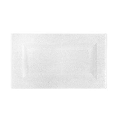 Bath Rug Color: White