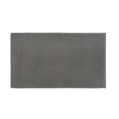 Bath Rug Color: Gray