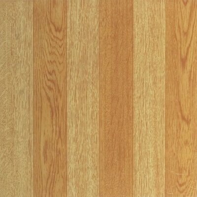 Tivoli Self Adhesive 12 x 12 x 1.2mm Vinyl Plank in Light Oak