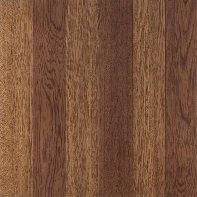 Tivoli Self Adhesive 12 x 12 x 1.2mm Vinyl Plank in Medium Oak