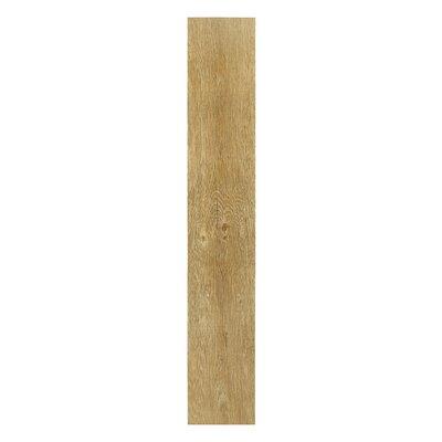 Tivoli II Self Adhesive 6 x 36 x 2mm Vinyl Plank in Amber