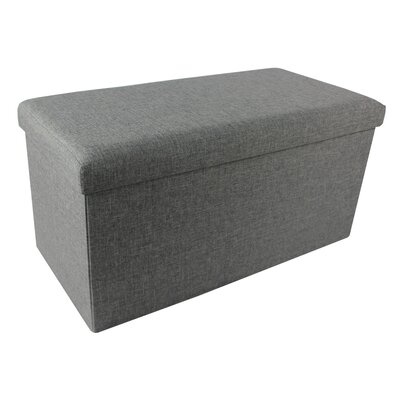 Thurston Collapsible Storage Ottoman
