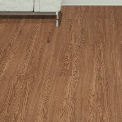 Tivoli II Self Adhesive 6 x 36 x 2mm Vinyl Plank in Brown