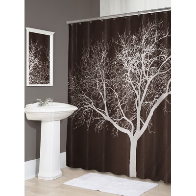 Circletree Tree of Life Fabric Shower Curtain