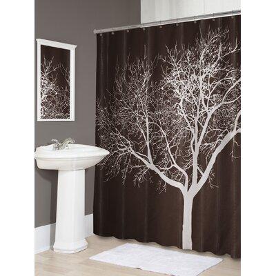 Circletree Tree of Life Fabric Shower Curtain