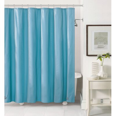 Merlyn Royal Bath Extra Heavy Polyester Shower Curtain Color: SeaFoam