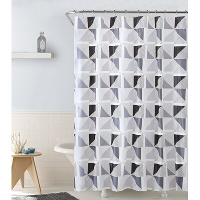 Premo Royal Bath Spinning Windmill Shower Curtain Set
