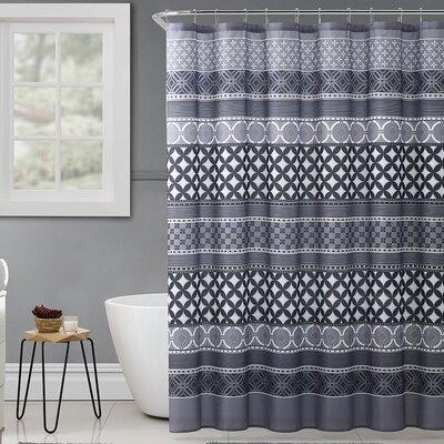 Gary Royal Bath Polyester Shower Curtain