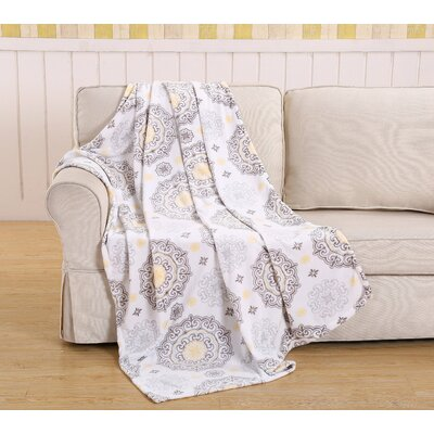 Oralie Elegance Zodiac Mandalla Blanket