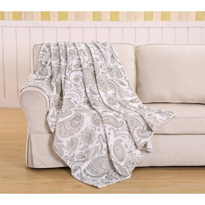 Coghlan Traditional Elegance Paisley Blanket