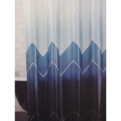 Ratliff Vinyl Shower Curtain