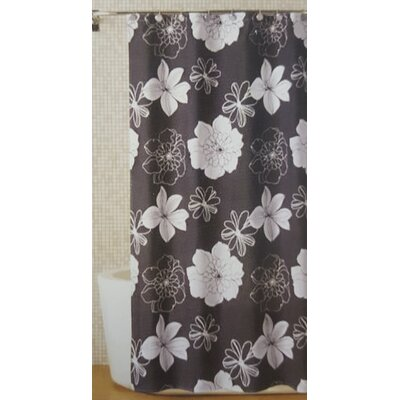 Laurel Flor Viuda Shower Curtain
