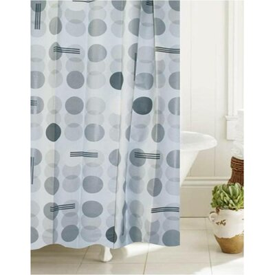 Viqueque Bath Atomic Bond Shower Curtain