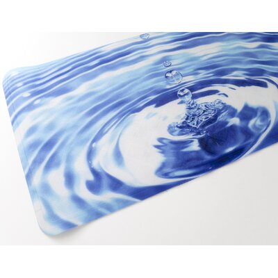 Surge Fabric Printed Bath Mat