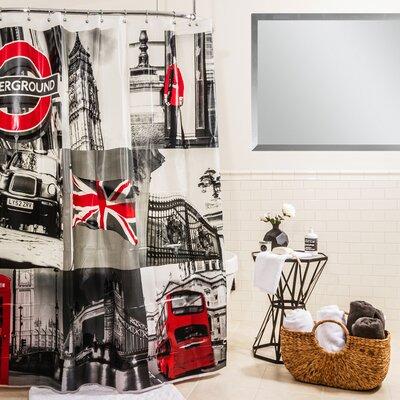 Eva London Shower Curtain