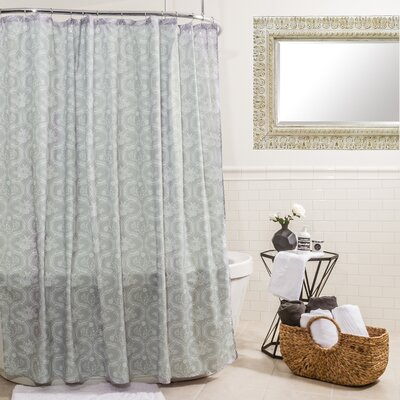 Thalassic Shower Curtain