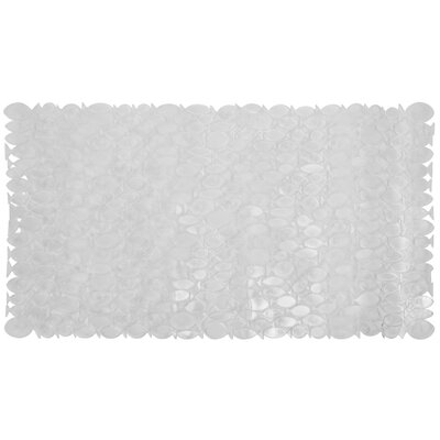 Guppy Shower Mat Color: Clear