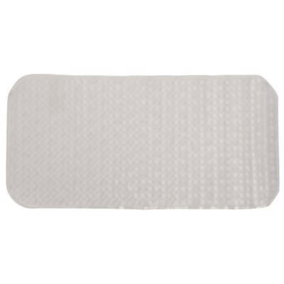 Pluto Shower Mat Color: Clear