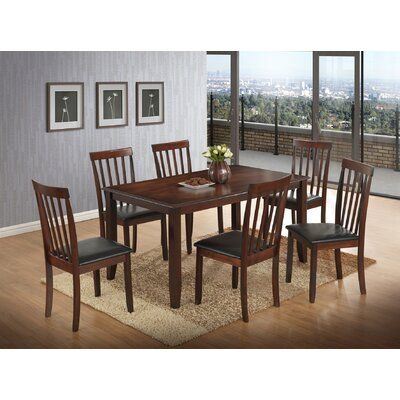 Thorson 7 Piece Dining Set
