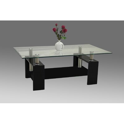 Coffee Table Base Color: Black