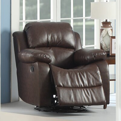 Bonded Manual Rocker Recliner