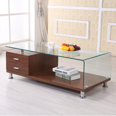 Coffee Table Base Color: Cherry