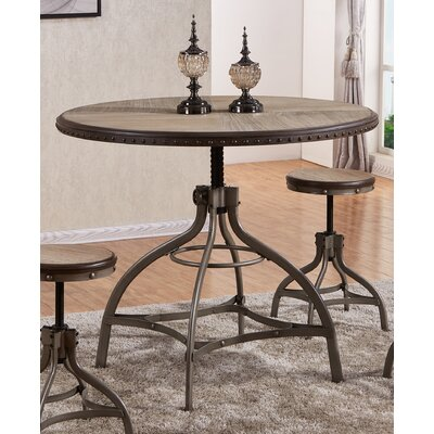 Adjustable Pub Table