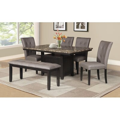 Thistletown 6 Piece Dining Set
