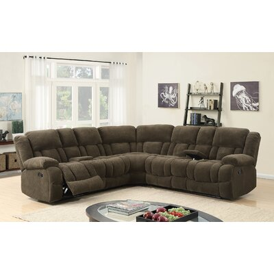 Farrwood Reclining Sectional