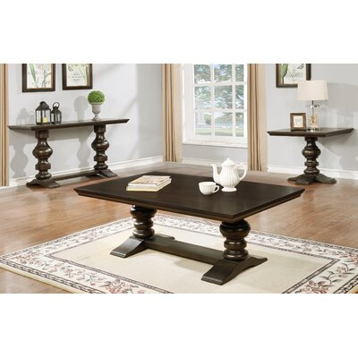 Bellmont 3 Piece Coffee Table Set