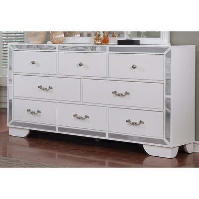 Bilboro 8 Drawer Dresser