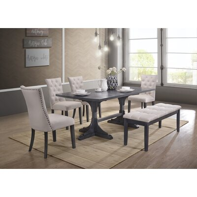 Galena 6 Piece Dining Set