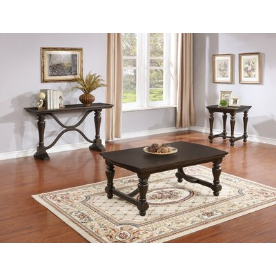 Koehl 3 Piece Coffee Table Set