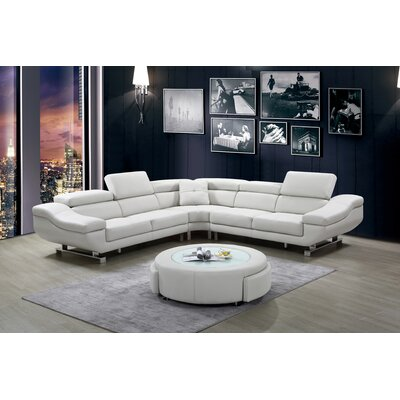 Sectional Upholstery: Cloud