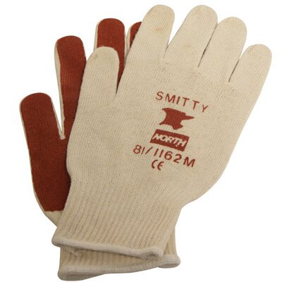 North Safety Mens Size Smitty� Cotton/Acrylic Nitrile Palm Coated Work Glove (144 Pair Per Case) (Set of 5) at Sears.com