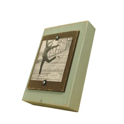 Coastal Picture Frame Color: Blue / Chocolate 09-FPETBC