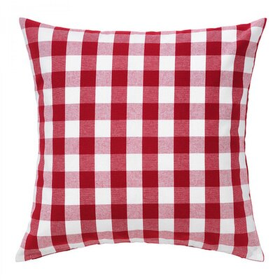 Tatte Plaid Throw Pillow
