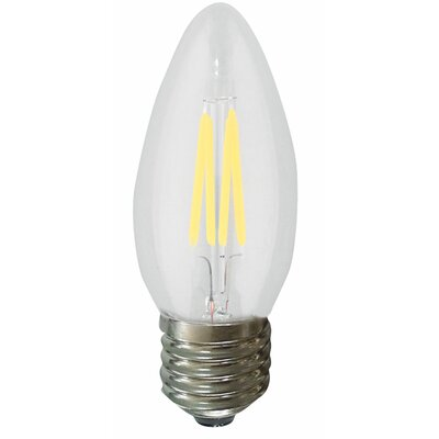 Torpedo 4W E26 LED Light Bulb