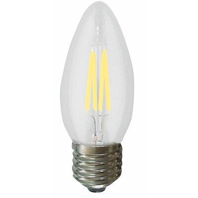 Torpedo 4W E26 LED Light Bulb