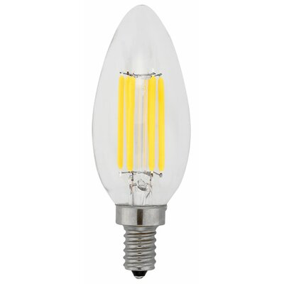 Torpedo 4W E12 LED Light Bulb Wattage: 6W